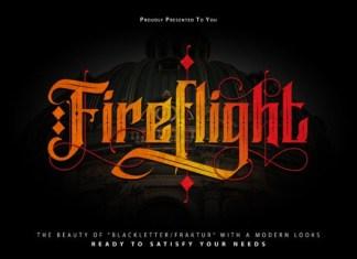 Fireflight Font