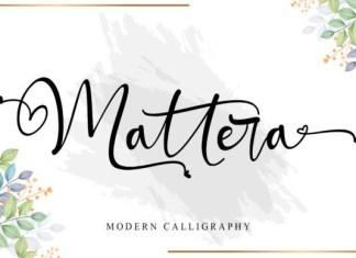 Mattera Font