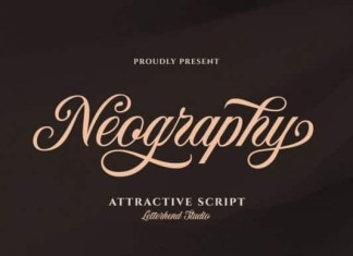 Neography Font
