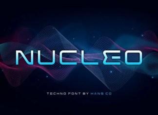 Nucleo Font