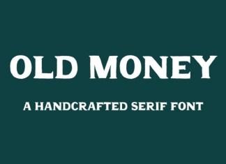 Old Money Font