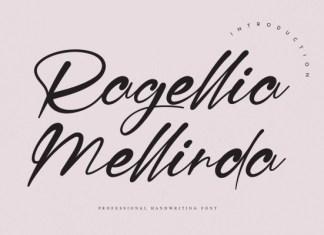 Ragellia Mellinda Font