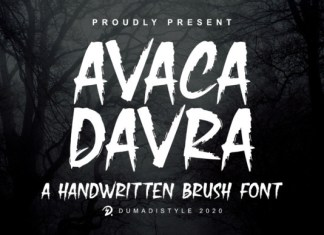 Avaca Davra Font