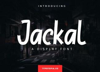 Jackal Font