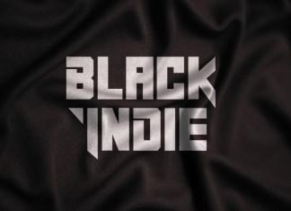 Black Indie Font