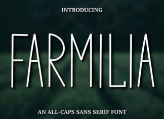 Farmilia Font