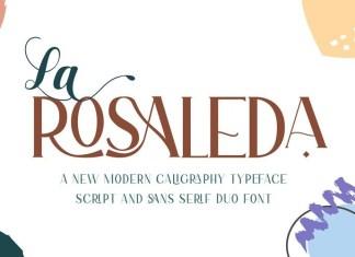 La Rosaleda Font