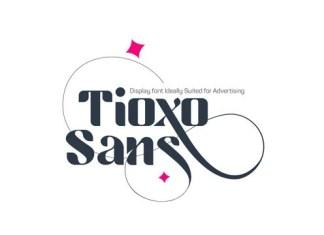 Tioxo Font