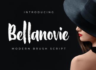 Bellanovie Font