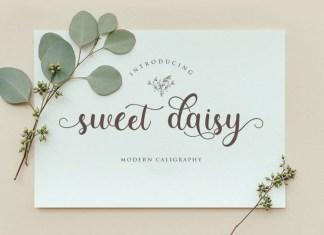 Sweet Daisy Font