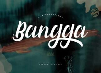 Bangga Font