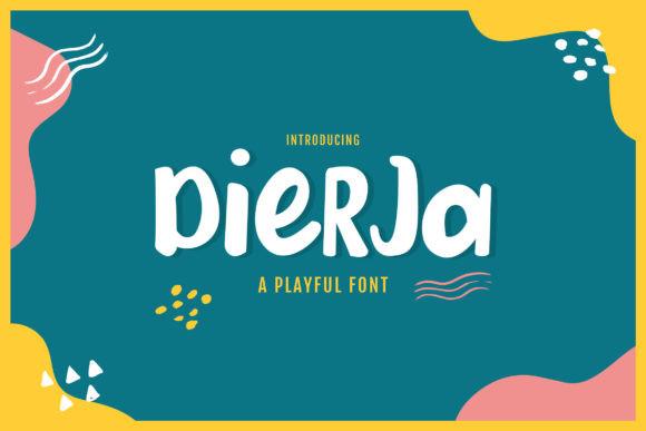 Dierja Font
