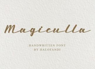 Magiculla Font