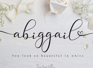 Abiggail Font