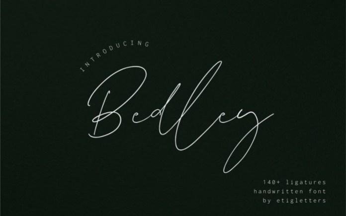 Bedley Font