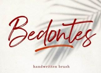 Bedontes Font