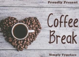 Coffee Break Font