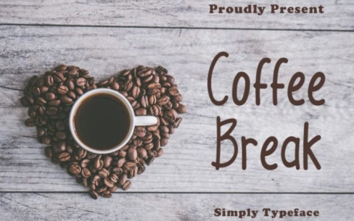 Coffee Break Font