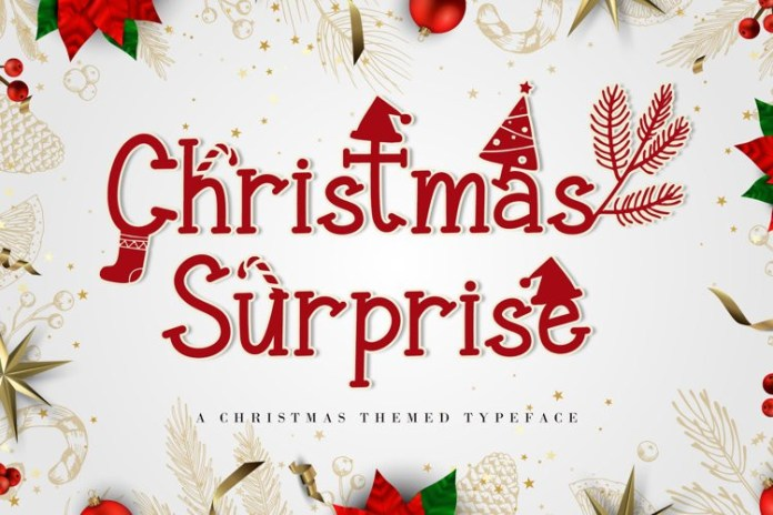 Christmas Surprise Font