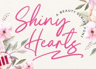 Shiny Hearts Font