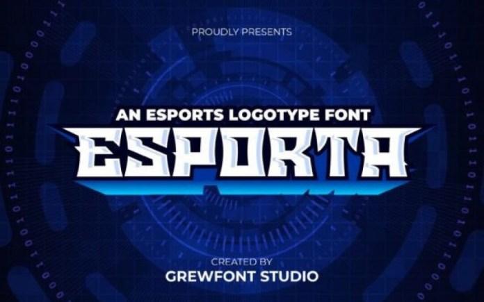 Esporta Font