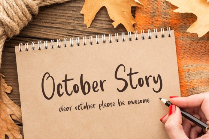 October Story Font