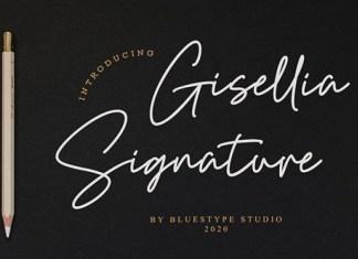 Gisellia Font