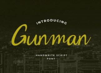 Gunman Font