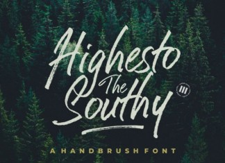 Highesto The Southy Font