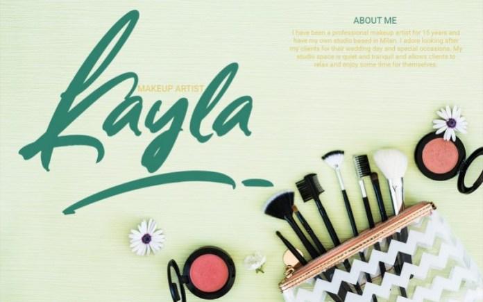 Kylies Font