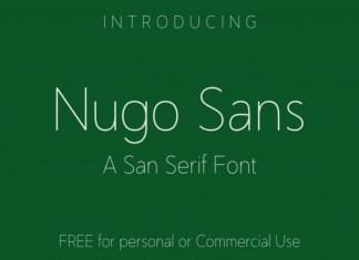 Nugo Sans Font