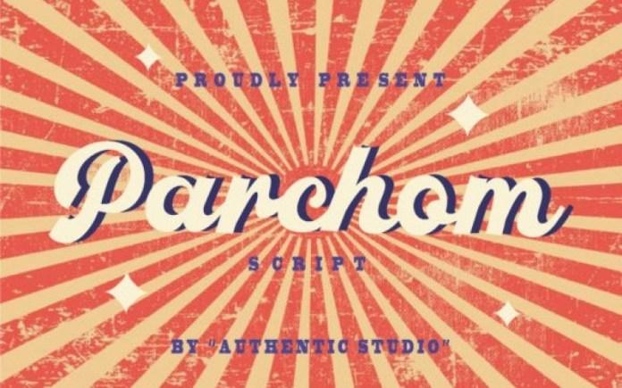 Parchom Font