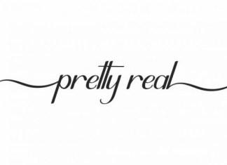 Pretty Real Font
