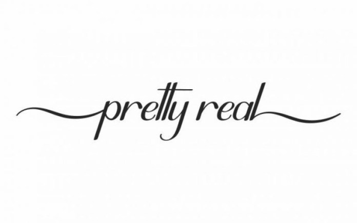 Pretty Real Font
