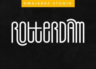 Rotterdam Font