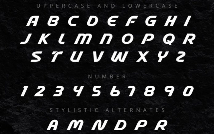 Stable Font