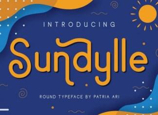 Sundylle Font