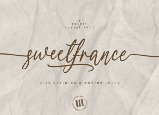 Sweetfrance Font