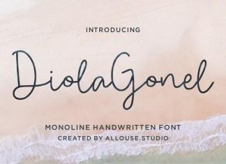 Diola Gonel Font