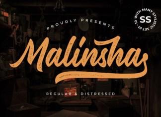 Malinsha Font