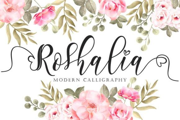 Roshalia Font