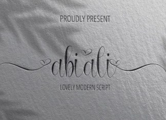 Abiali Font