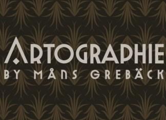 Artographie Font