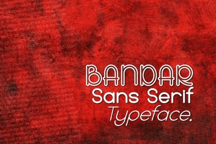 Bandar Font