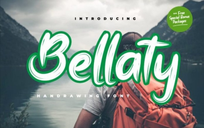 Bellaty Font