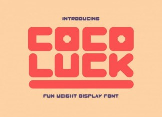 Cocoluck Font
