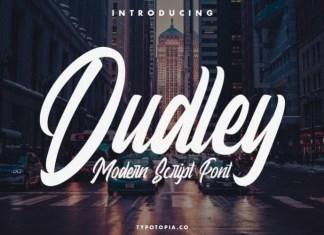 Dudley Font