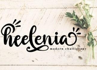 Heelenia Font