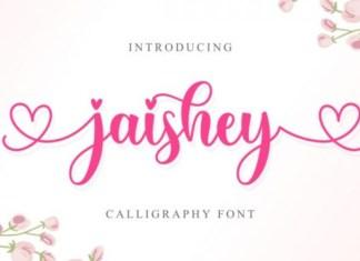 Jaishey Font