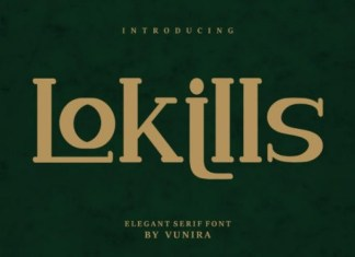Lokills Font